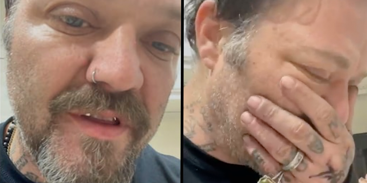 Bam Margera Worries Fans With Video About Boycotting 'Jackass 4' and Suicidal Thoughts