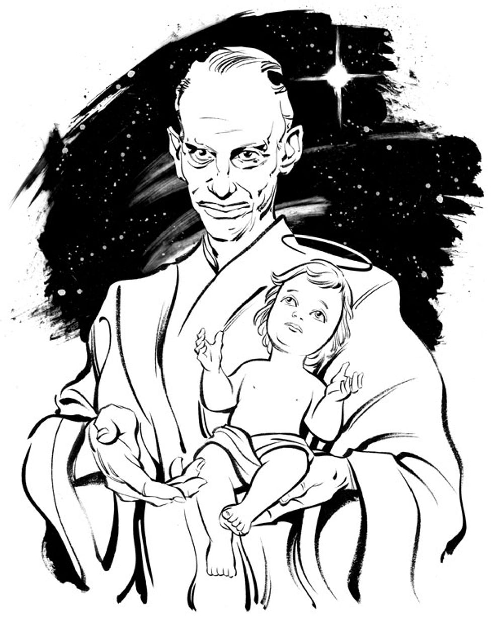 John Waters On His One-Man Christmas Show and The Horrors of Living Nativity Scenes