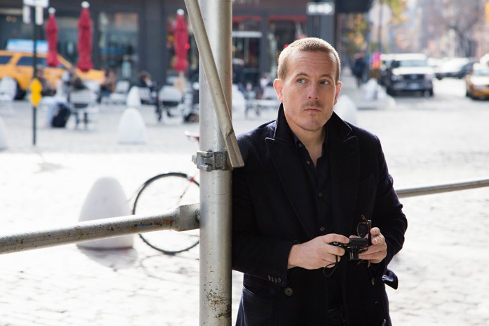 The Sartorialist Tells Us How to Get the Perfect Shot