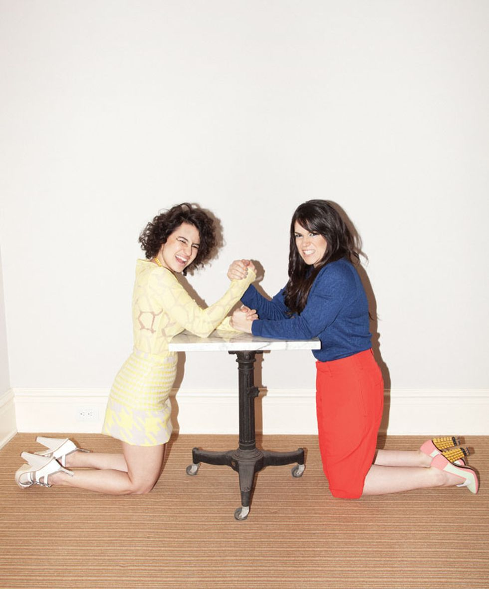 Watch a New Clip From the Broad City Pilot