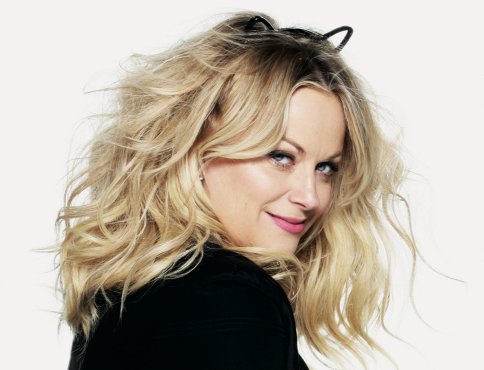 """""""It's Harder to Work If You're a Total A**hole:"""" Outtakes From Our Amy Poehler Cover Story"""