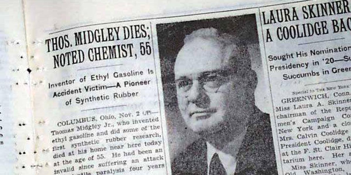 Thomas Midgley, Jr. scientist