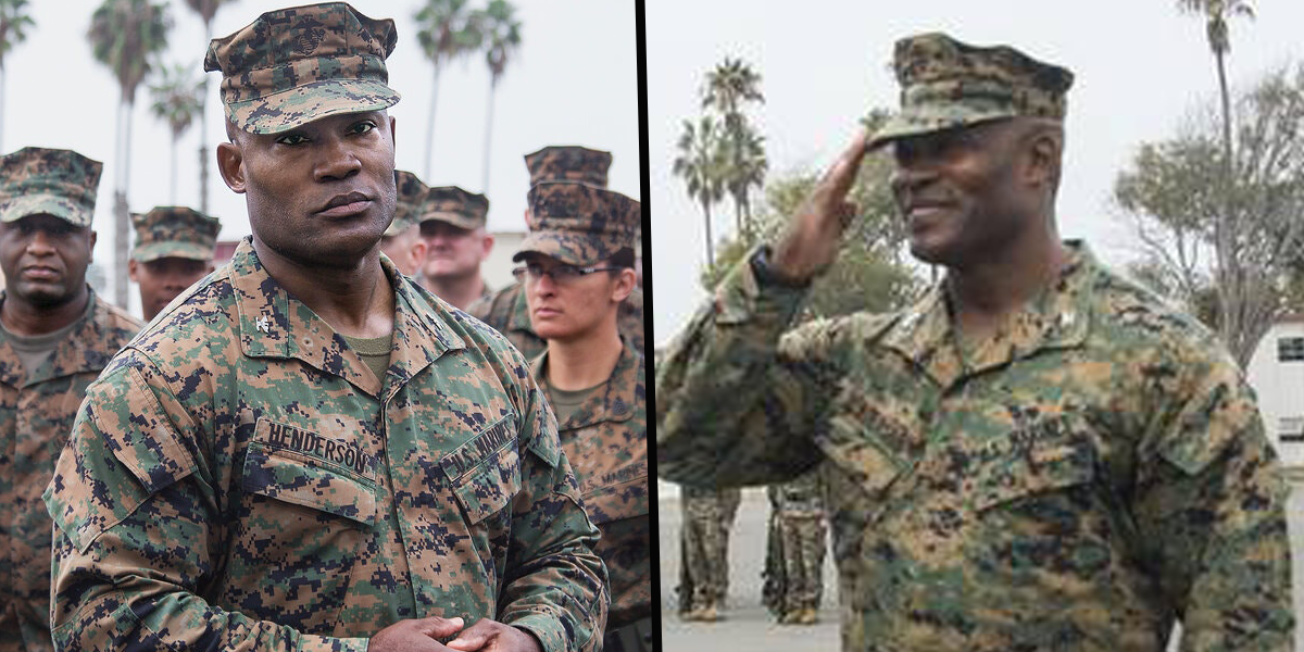 Black Colonel Finally Being Promoted By Marine Corps After Being Passed Over Three Times