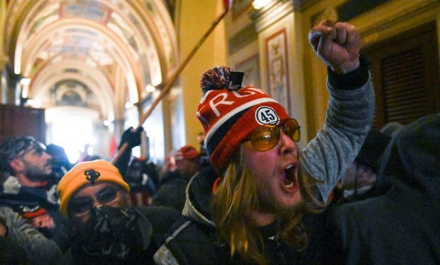 New Report Exposes Extremist Trump Supporters Taking Over Local Republican Parties—and It's Terrifying