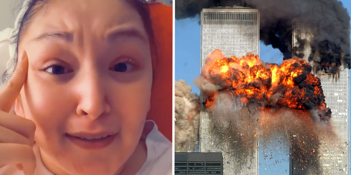 TikToker Left Horrified When Daughter, 4, Describes Working at Twin Towers on 9/11