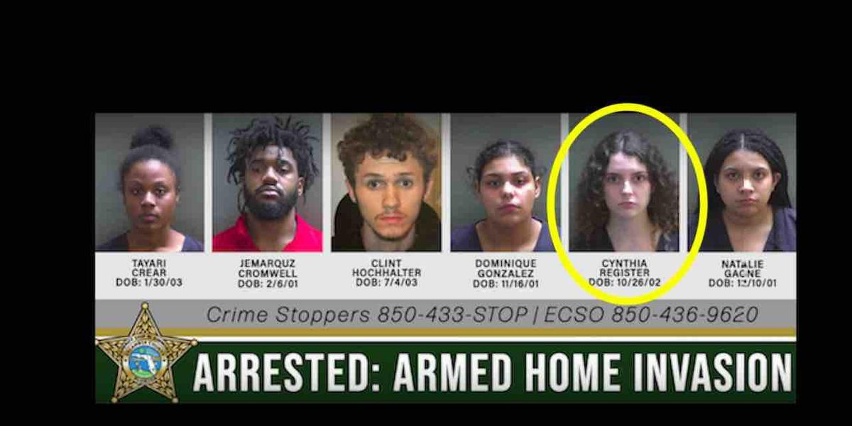 Granddad shoots one of two armed home invaders in ill-fated heist — and victim's granddaughter came up with idea for the crime, cops say thumbnail