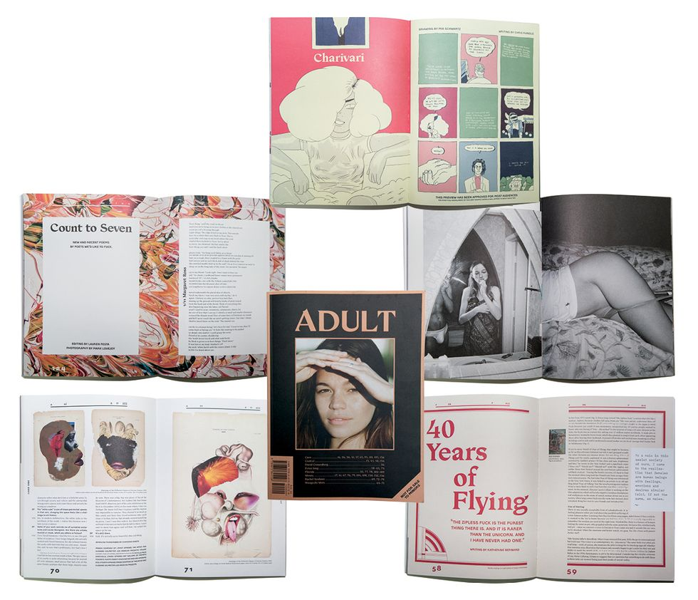 Lit/Erotica Journal Adult magazine is the Anti Fifty Shades of Grey