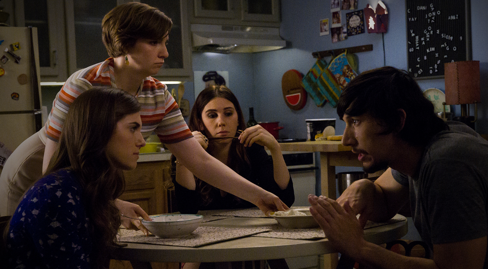 10 Observations On the First Two Episodes of Girls (Warning: Spoilers!)