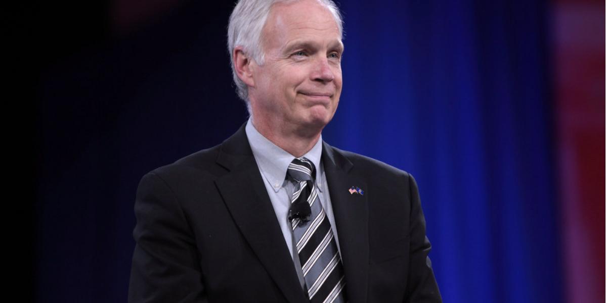 Sen. Johnson's Stunt To Delay Relief Bill Backfires — Badly