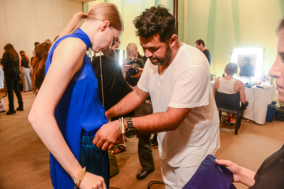 Fallon's Dana Lorenz Recaps The Fashion Fund Episode 2