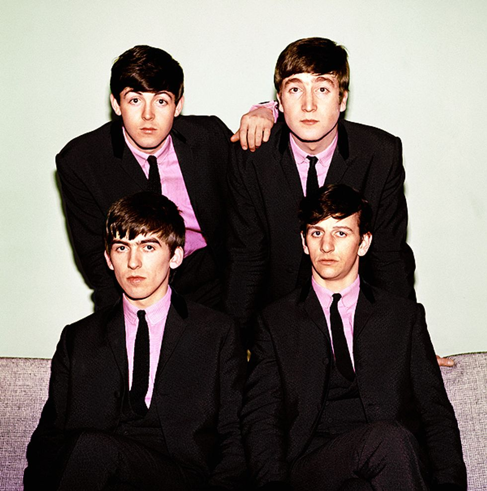Meet the Beatles: 50 Years After