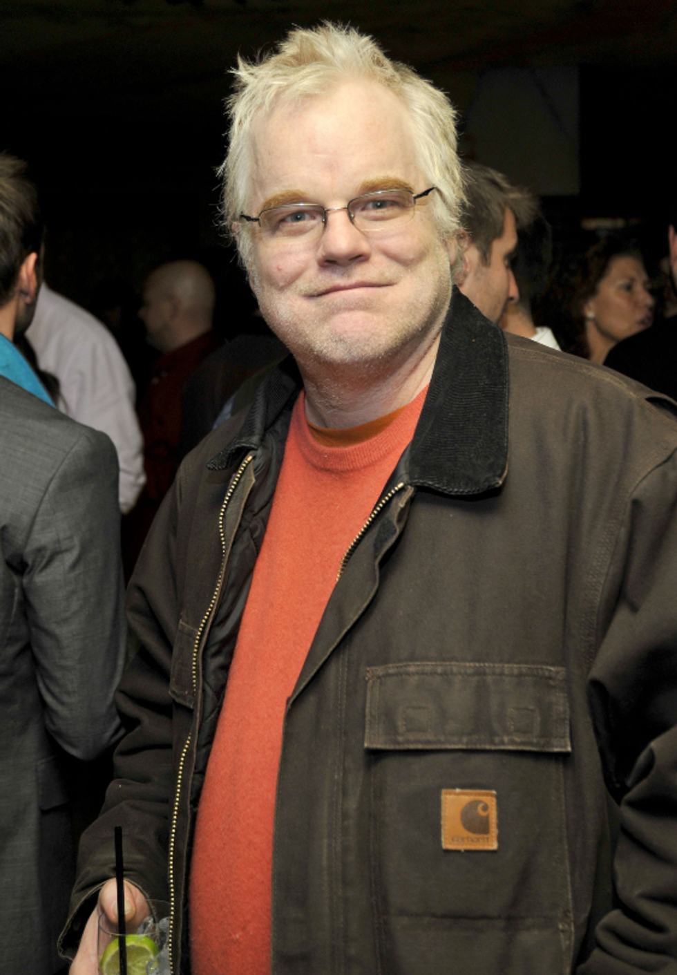Philip Seymour Hoffman and the Politics of Heroin and Celebrity