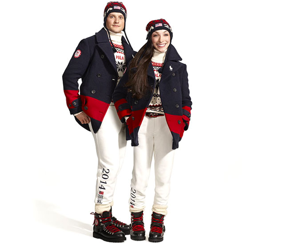 The Best/Worst Winter Olympics Uniforms