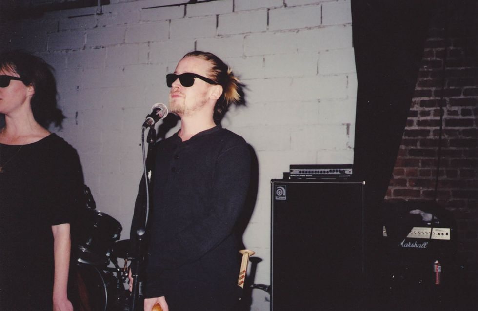 Macaulay Culkin, Sky Ferreira, DIIV and More Party at The Paper Box