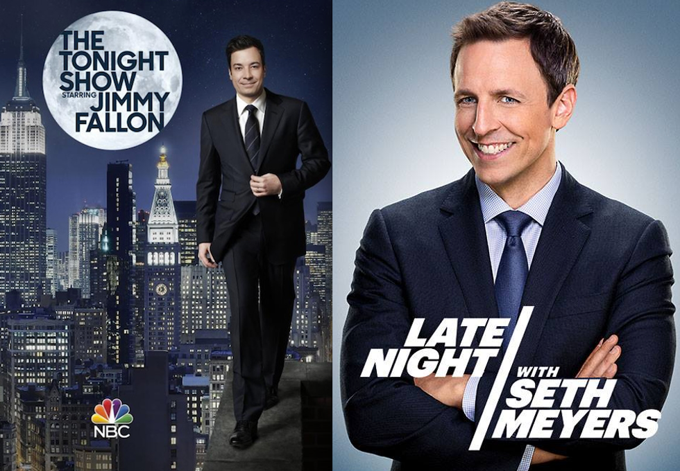 Fallon vs. Meyers: The Battle for Late Night Supremacy