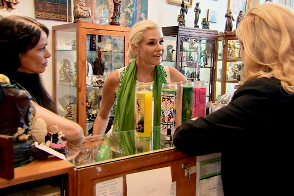 10 Observations On This Week's Real Housewives of Beverly Hills: Screensaver Curses & Swans