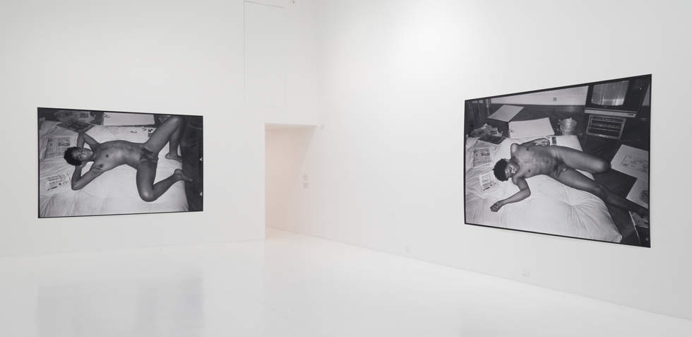 """Basquiat Nudes: """"He Would Love These Photos,"""" Says Paige Powell"""