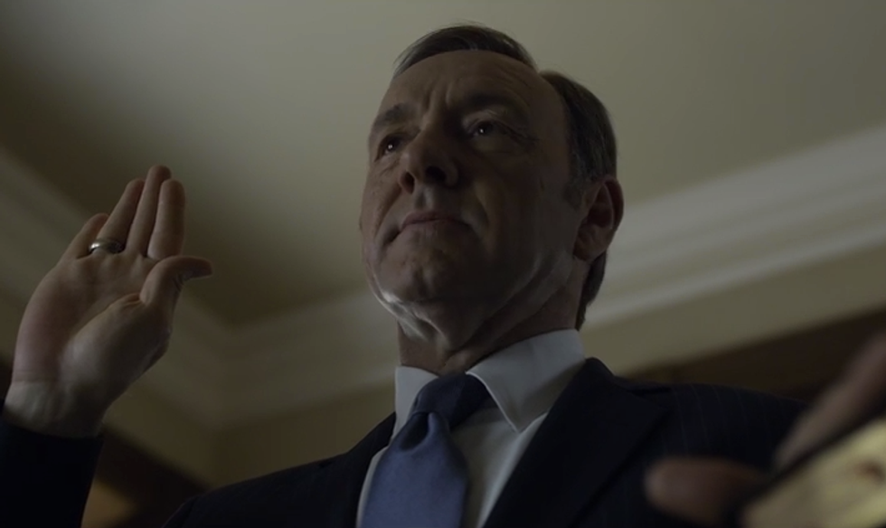 House of Cards: 10 Thoughts On the First Three Episodes