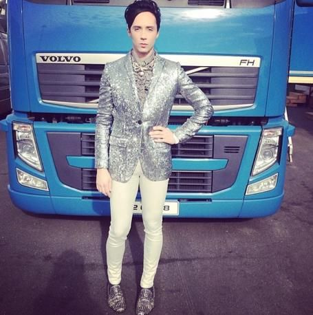 Johnny Weir's Top 10 Olympic Lewks - PAPER
