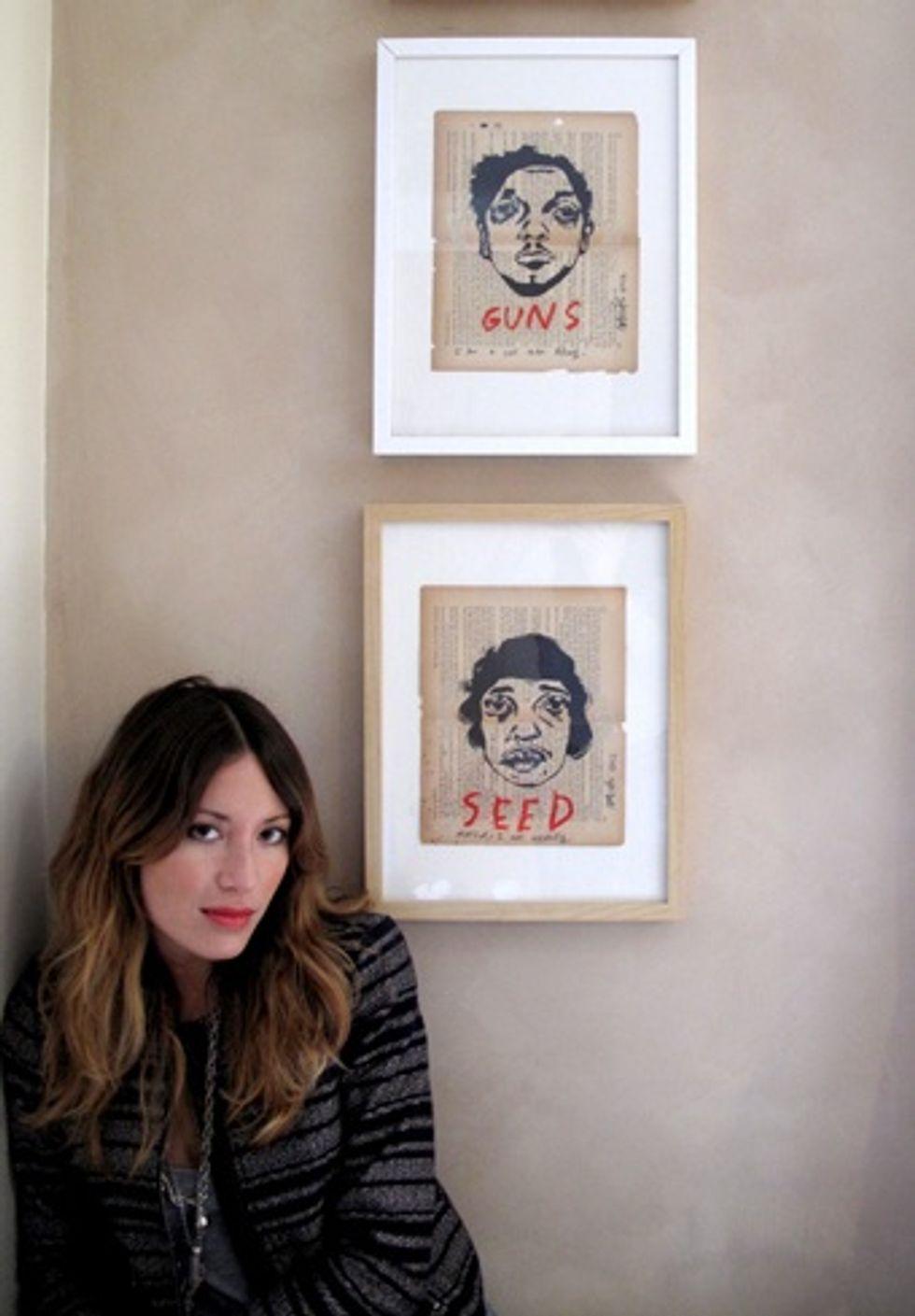 Fashion Blogger Lauren Gould On the Wonders of Amora Mustard + Strip Mall Pho