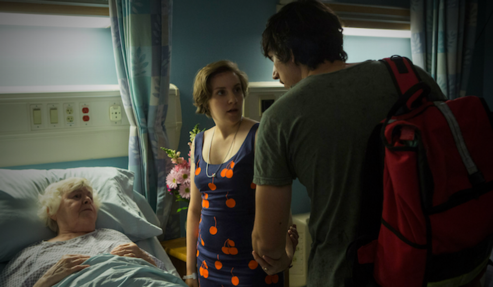 """Ten Thoughts On Girls' Latest Episode: """"Flo"""""""