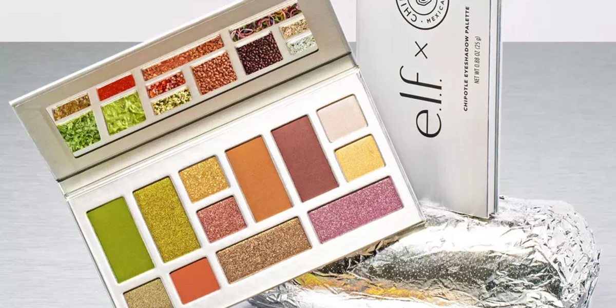 Chipotle Just Released a Makeup Collection