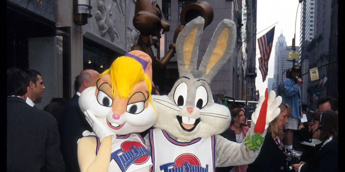 The Internet Can't Handle Lola Bunny's New Look