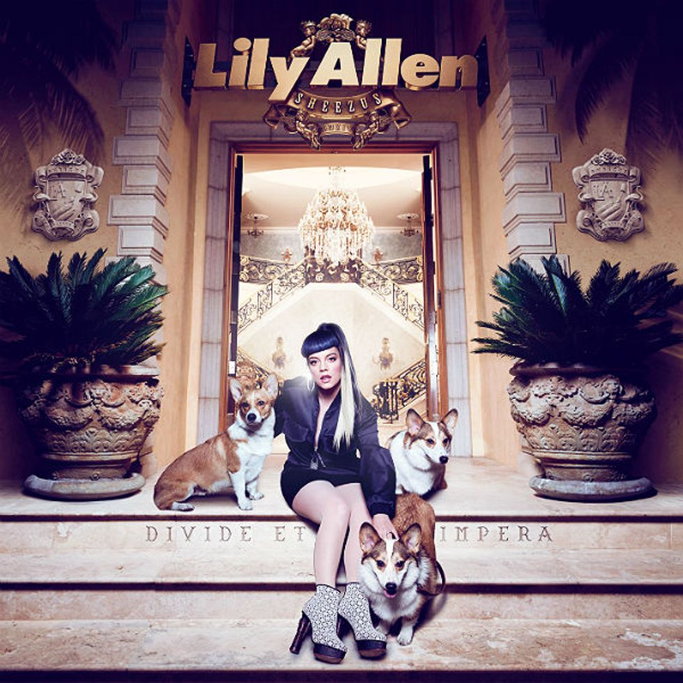 """Lily Allen Parties/Makes Out With Herself In """"Our Time"""" Video"""