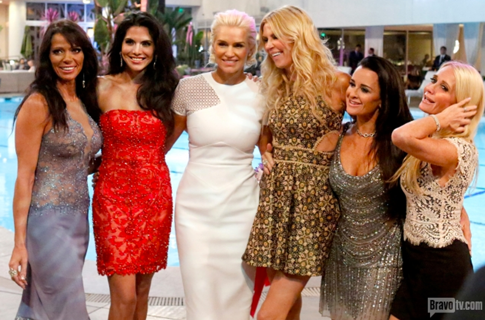 """10 Observations On This Week's Real Housewives of Beverly Hills: """"Are You My Friend?"""""""