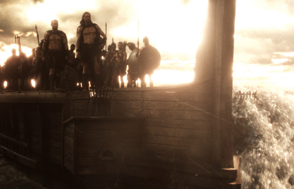 10 Reasons We're Watching 300: Rise of an Empire This Weekend