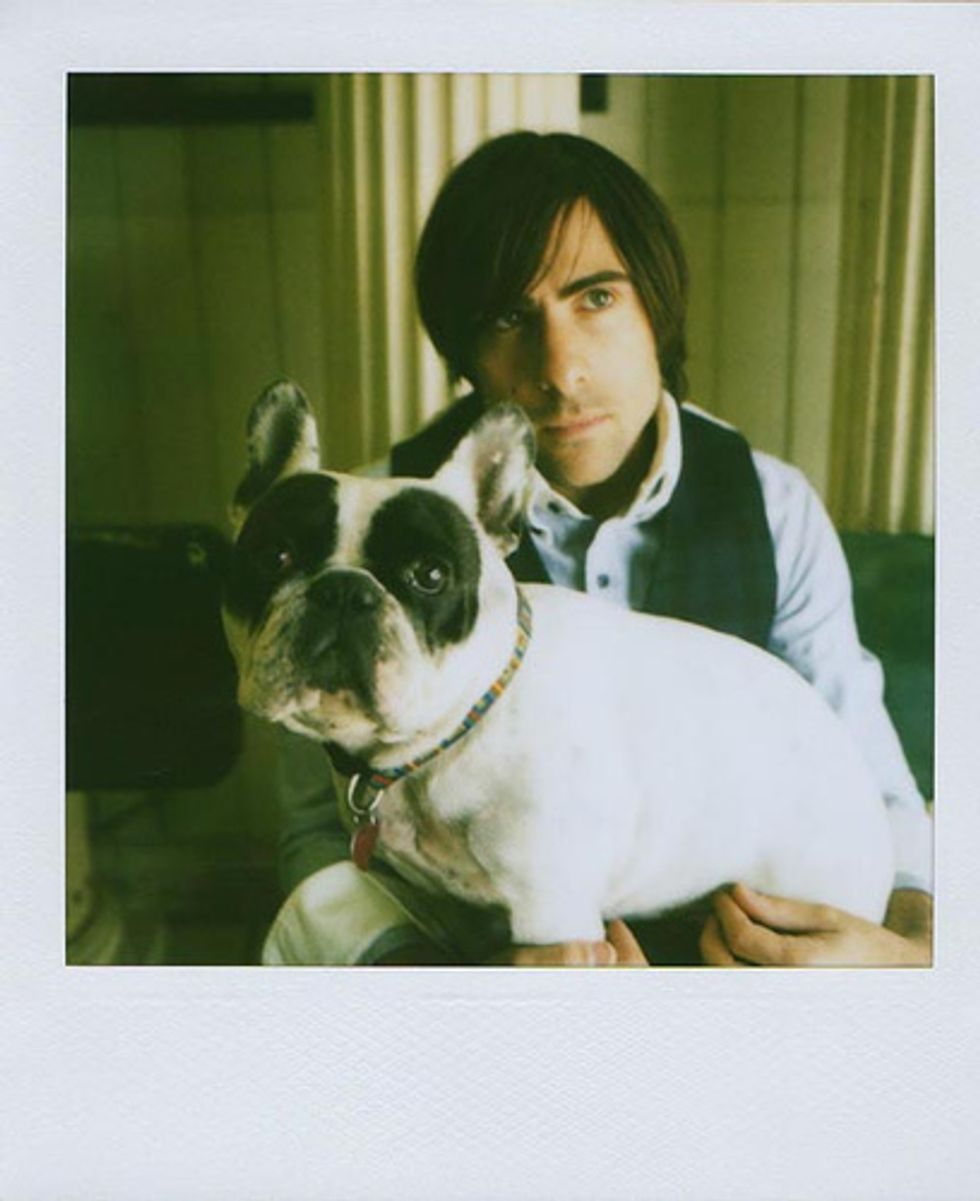 Jason Schwartzman On His Teenage Years and Mozart In the Jungle