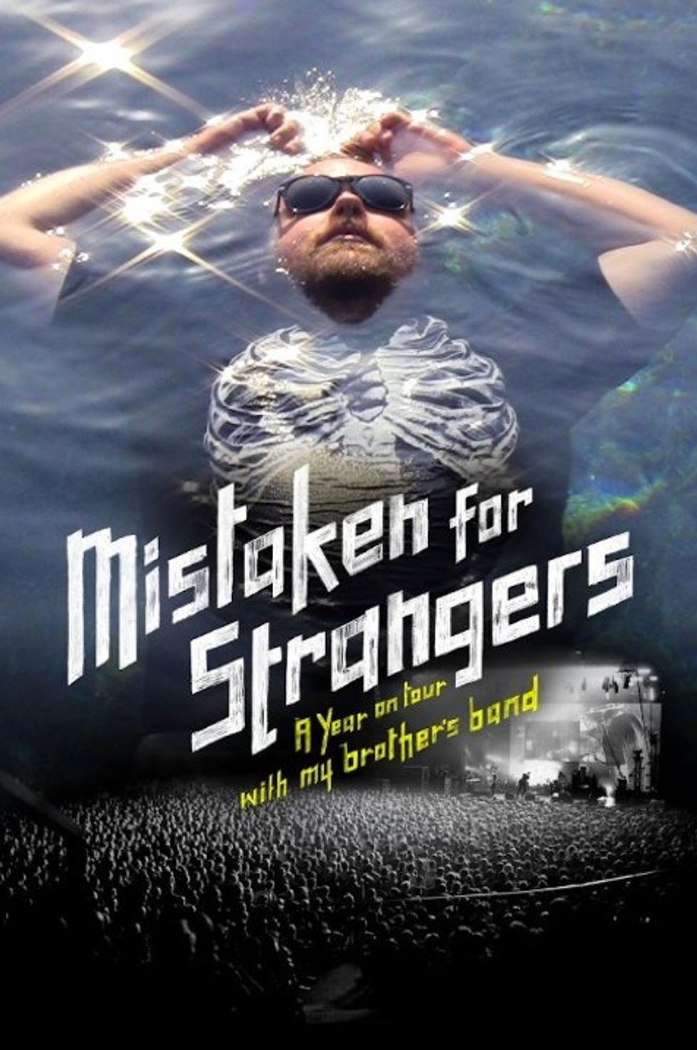 Tom and Matt Berninger On New Rock Doc Mistaken For Strangers and Why The National Is Metal Music