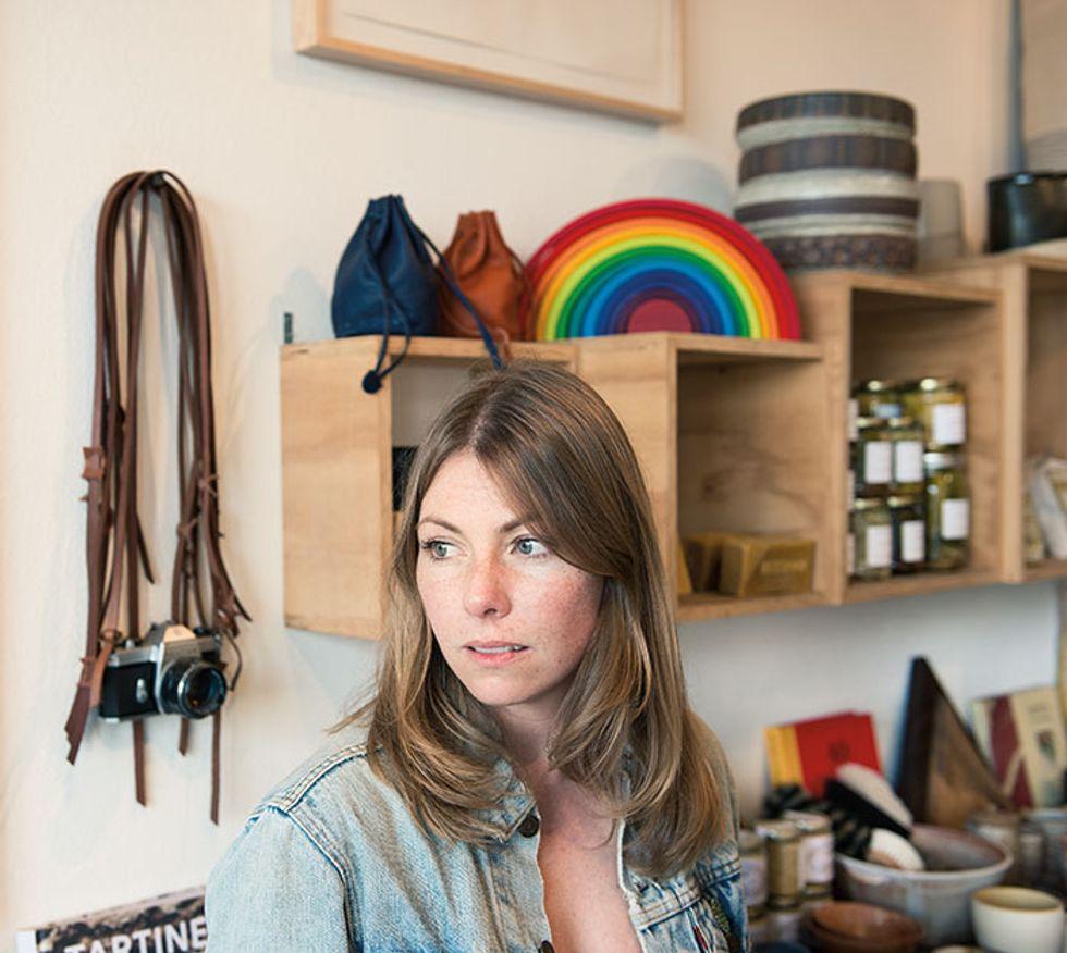 Inside Artist Serena Mitnik-Miller's California Dream Store
