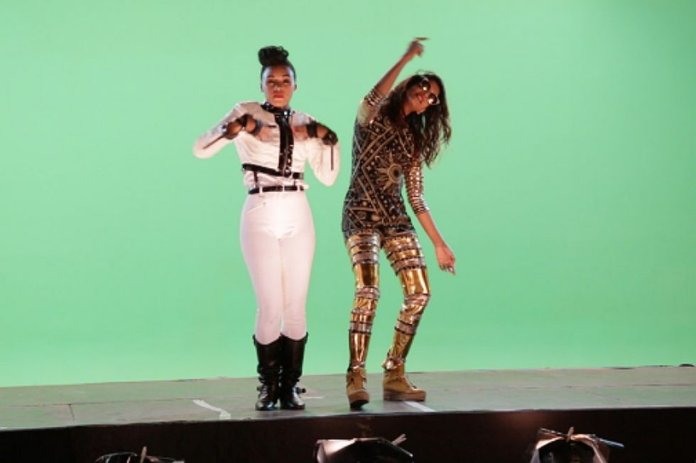 Are you going to MIA and Janelle Monae's Hologram Concert Tonight?