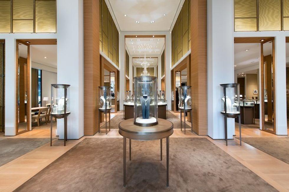 Cartier's New Fifth Avenue Castle