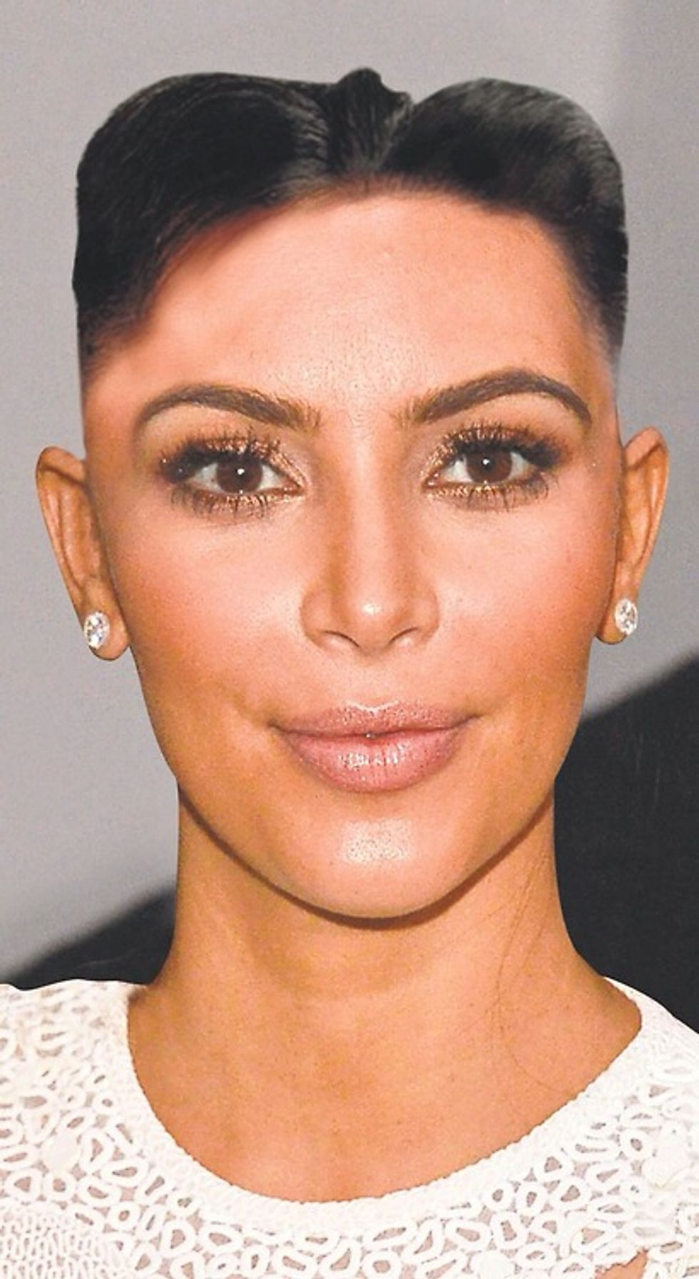 "You Can't Un-See the ""Kim Cut"""