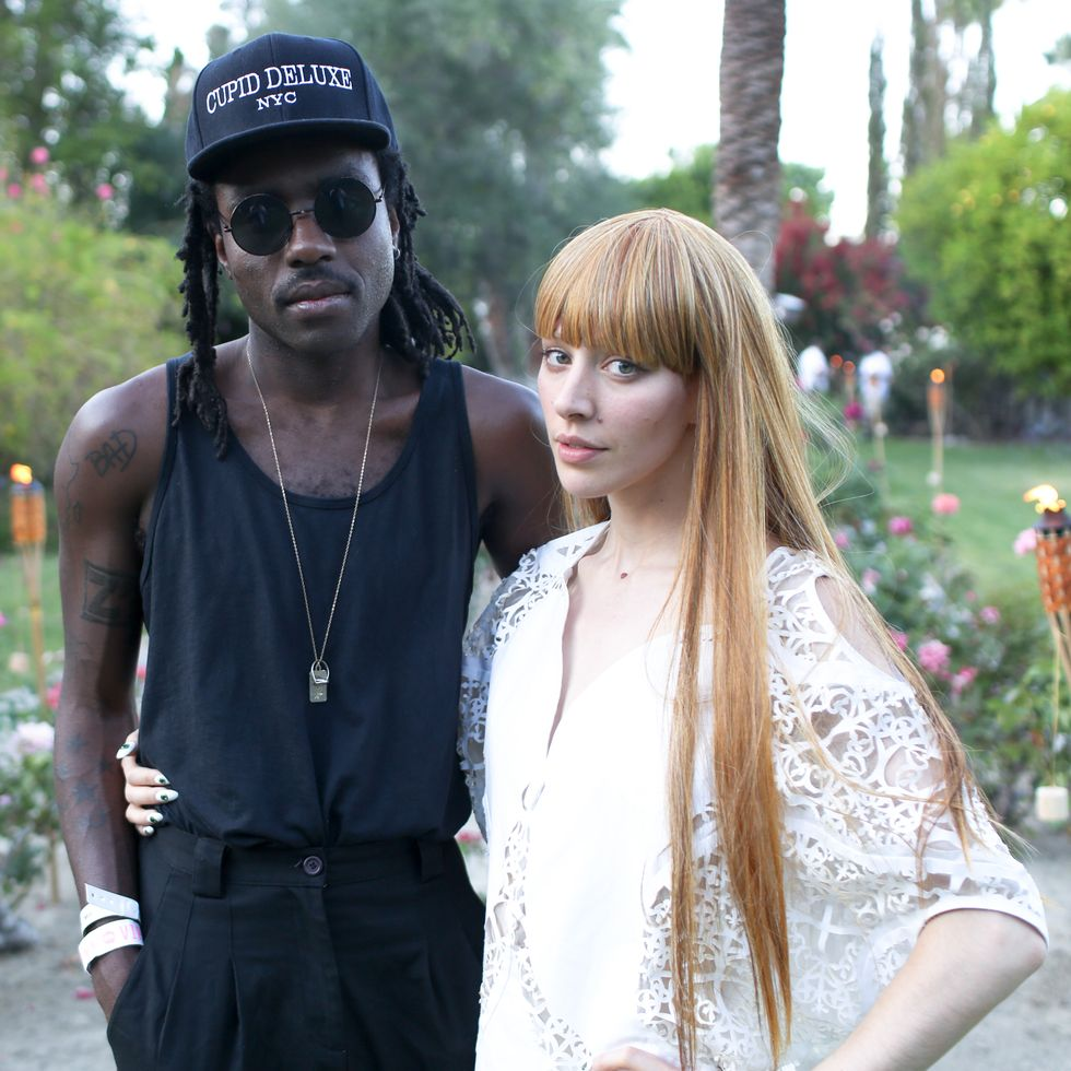 Coachella 2014: The Hottest People at the Coolest Parties