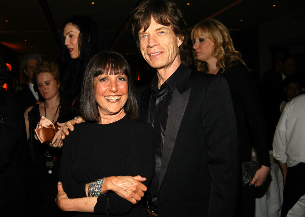 Rock's Den Mother Tells All in New Book: Lisa Robinson on Jagger, Richards, Bowie, & More
