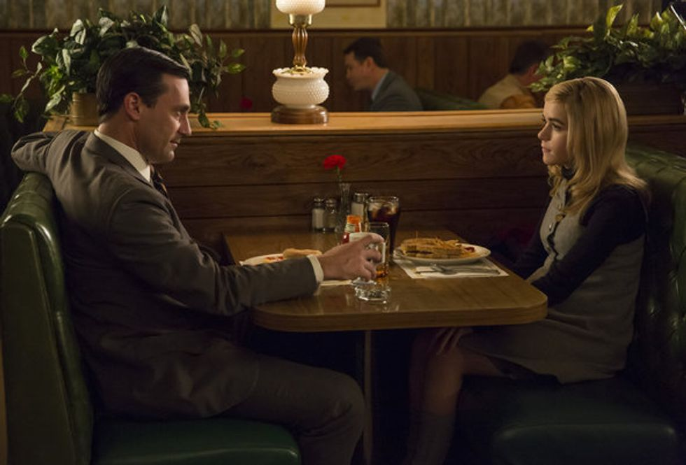 Recapping the Mad Men Recaps: All In a Day's Work