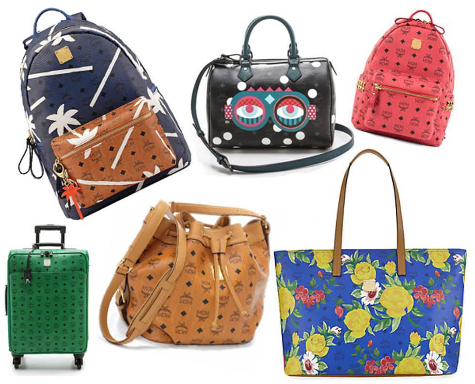 MCM: The 'It' Accessories Brand the Celebs Are Crazy About