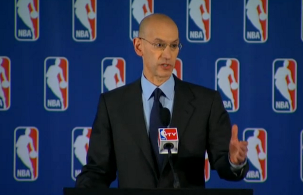 NBA Drops Hammer on Donald Sterling