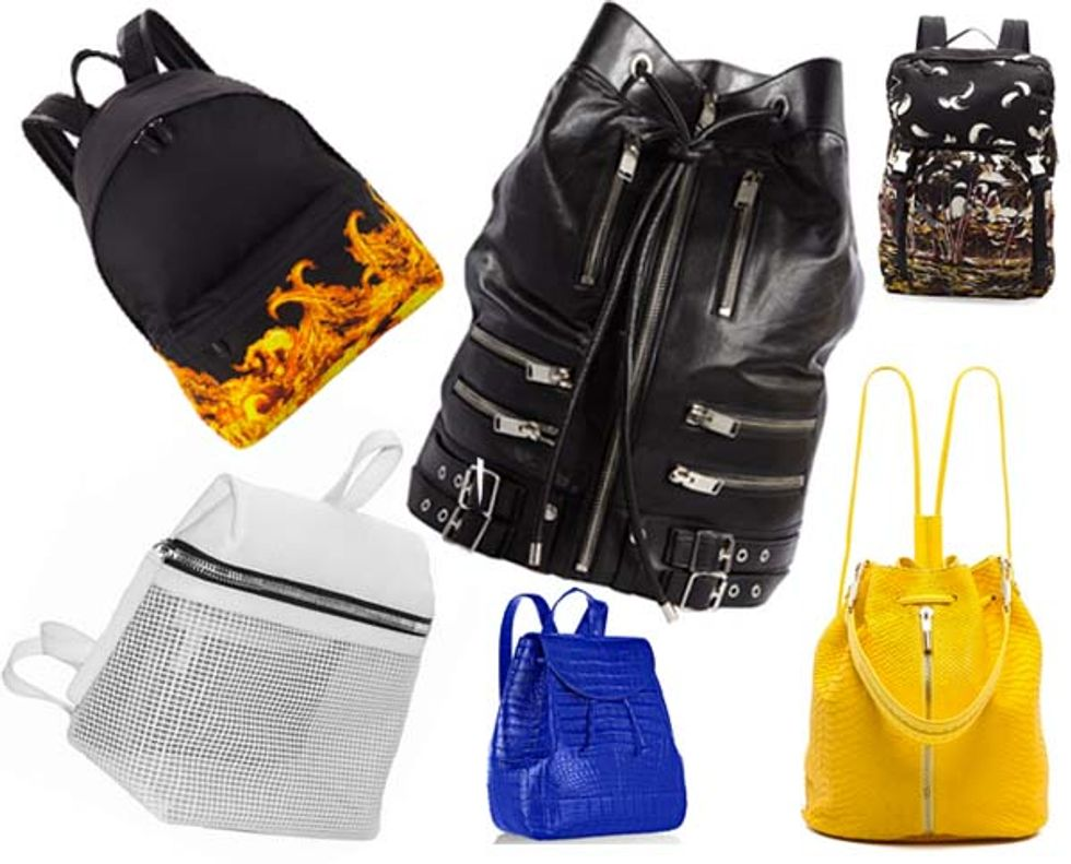 One of These 30 Bangin' Backpacks is Your Summer Staple