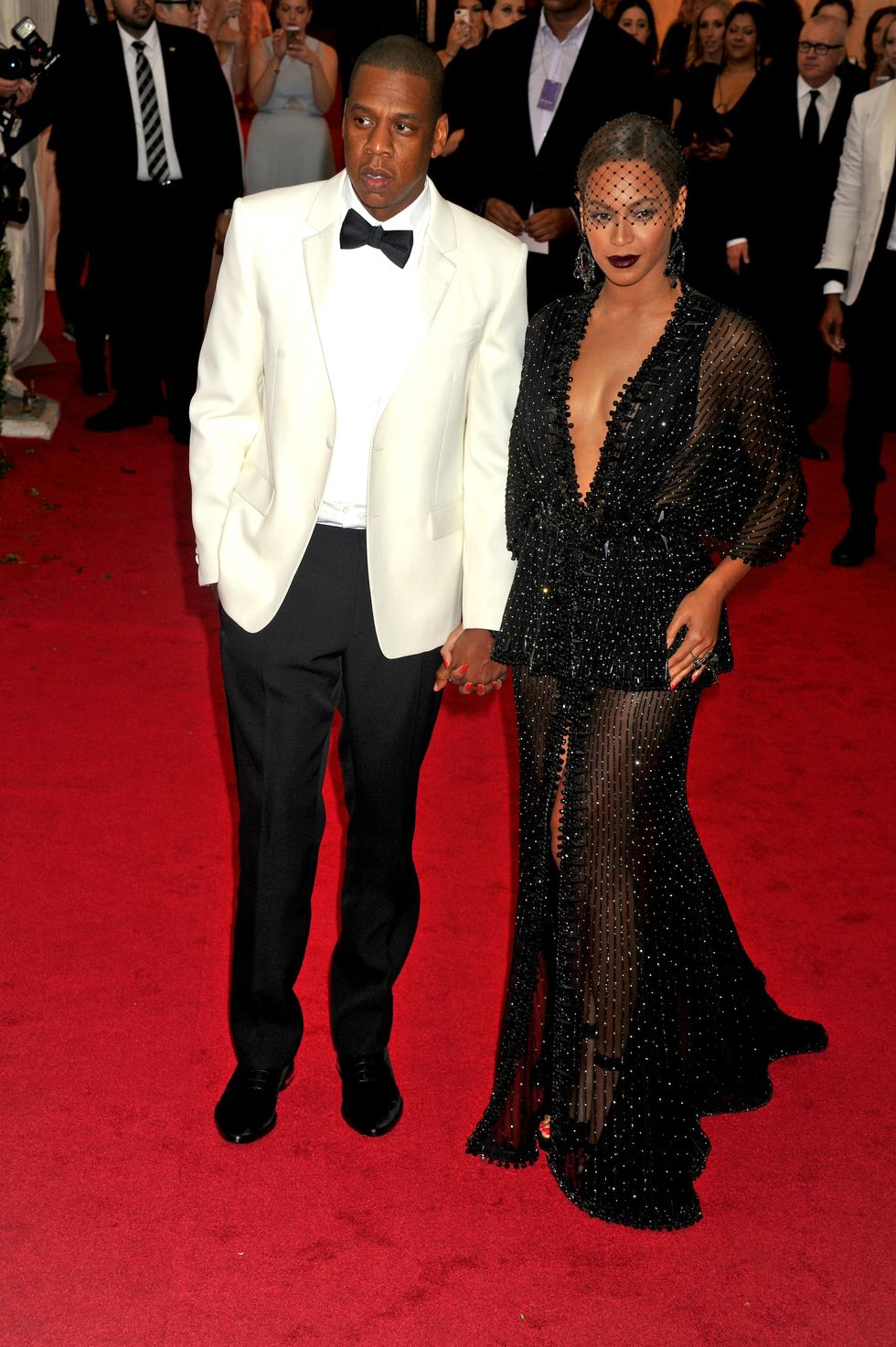 Red Carpet Looks from the 2014 Met Gala