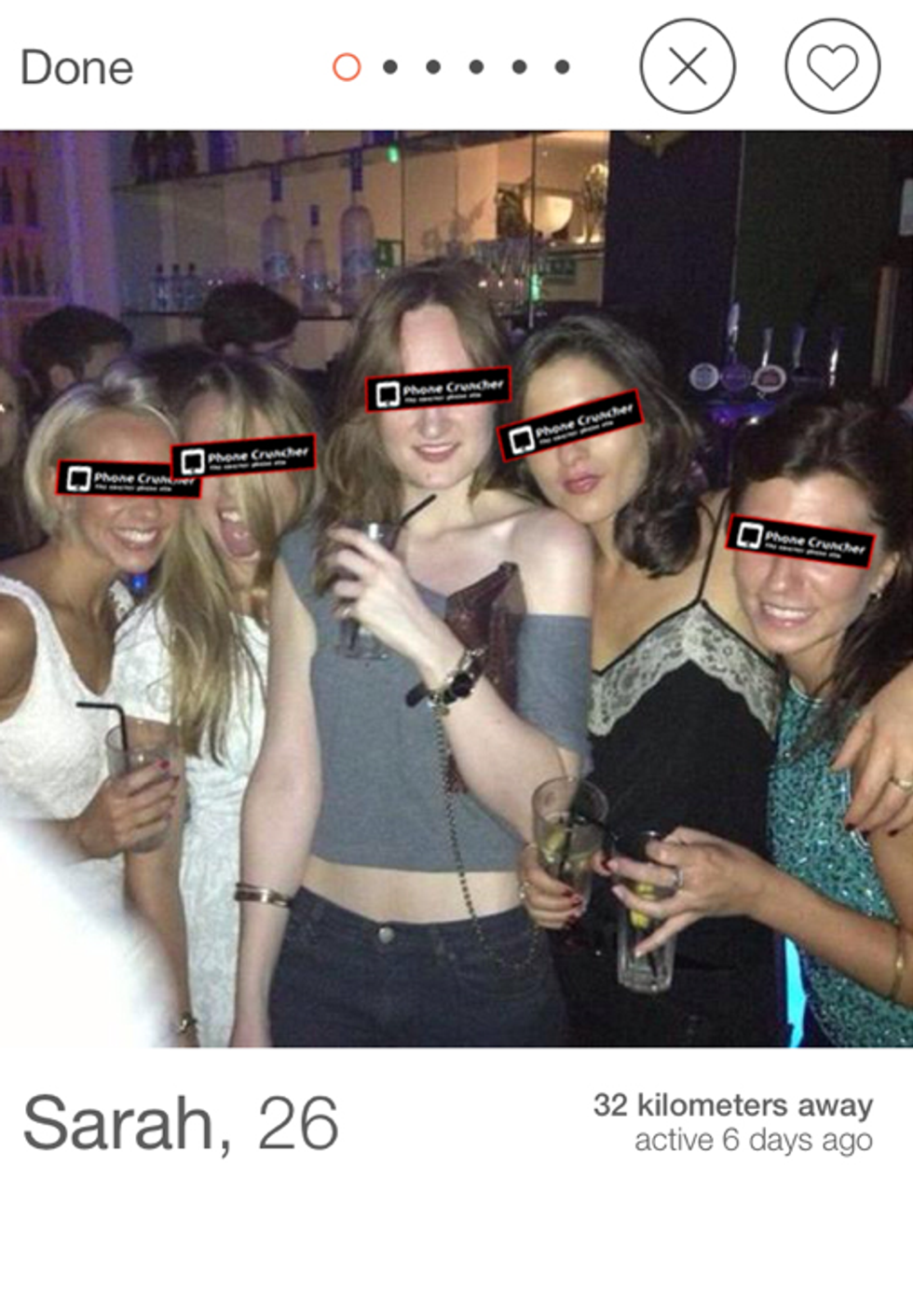 8 Tinder Profiles We Never Wanna See Again
