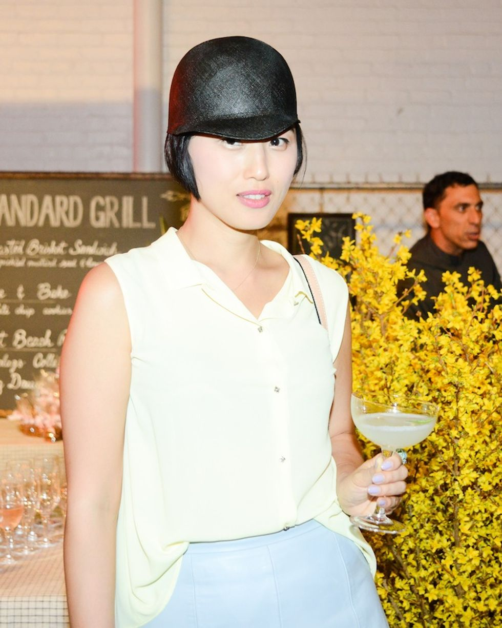 The Fashion Set Turn Out for the 'Open Market' Fundraiser