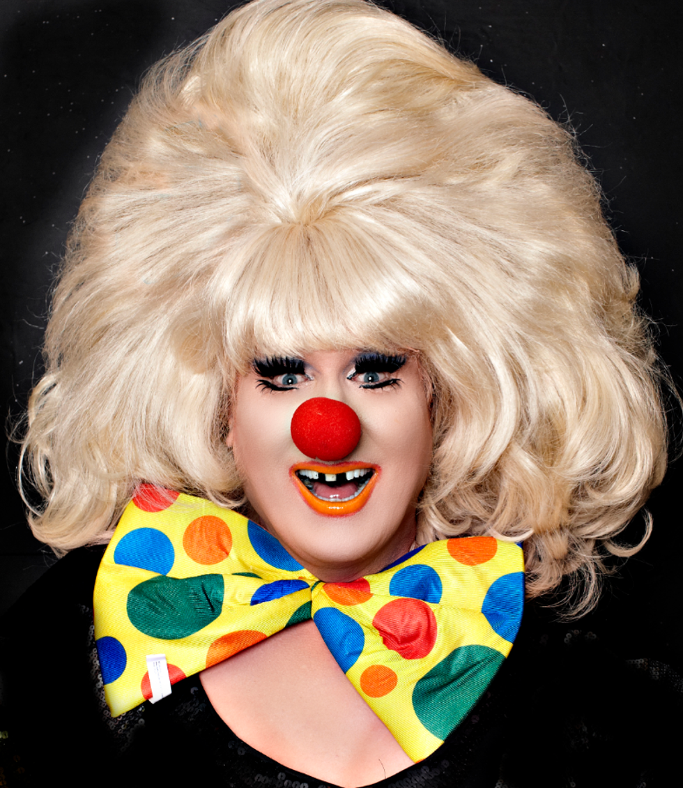 "Lady Bunny On her New ""One-and-a-Half-Woman Show"" and the Policing of ""Tranny"""