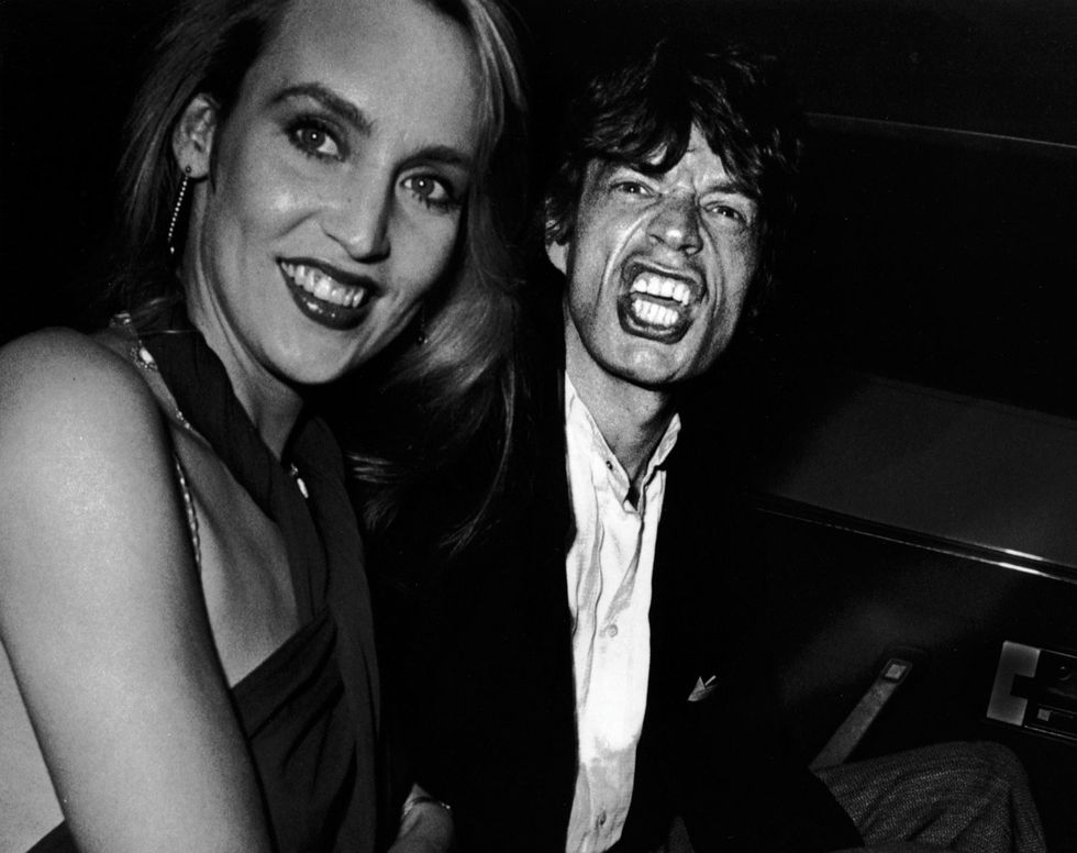 Glamour Shots of Mick Jagger, Jerry Hall, Catherine Deneuve + More In Ron Galella's New Tome