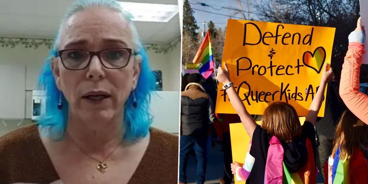 Parents of Trans Kids Urged to Flee Alabama as Total Ban on Trans Youth Healthcare Passes