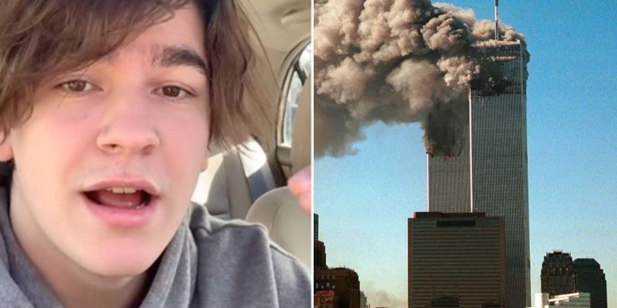 Dad Cancelled Meeting at World Trade Center on 9/11 Because Son Was Born on the Wrong Day