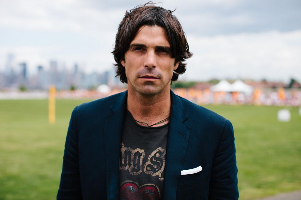 Hot Polo Players and Day Drinking at the Veuve Clicquot Polo Classic